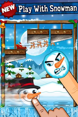 Finger Slayer - Christmas- screenshot