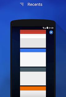 Flux - CM11/Pa Theme - screenshot thumbnail