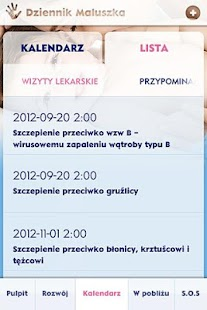 Dziennik Maluszka - screenshot thumbnail