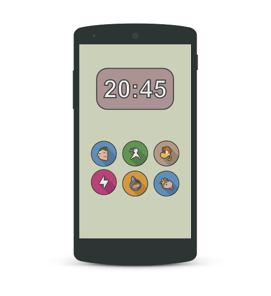 Ortus Icon Pack Pro v2.2.0