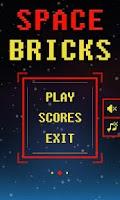 Screenshot of Space Bricks Breaker