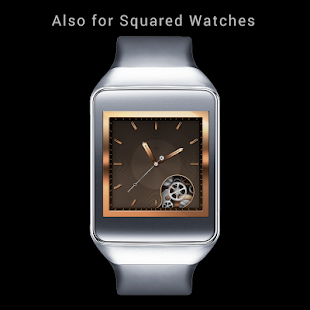 Golden Beauty Watch Face- screenshot thumbnail