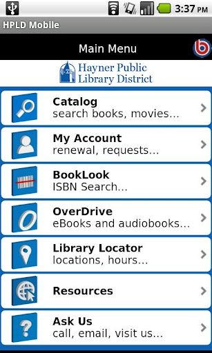 Hayner Public Library