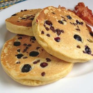 Gluten-Free Multigrain Pancakes