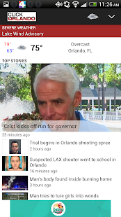 ClickOrlando - screenshot thumbnail
