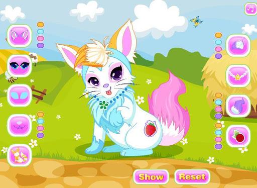 Perky Foxy - Dress Up