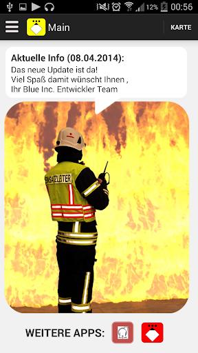 Feuerwehr Einsatzleiter Light