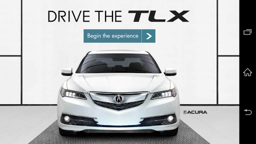 Drive the TLX