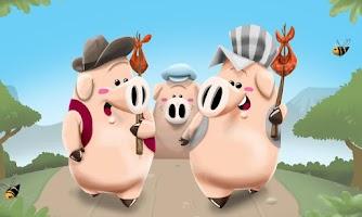 Screenshot of Three Little Pigs