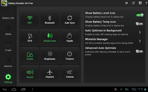 Battery Booster (Full) - screenshot thumbnail