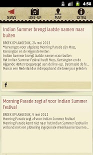 Indian Summer Festival 2012 - screenshot thumbnail