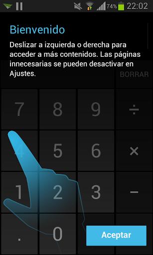 Calculadora Avanzada