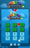 Screenshot of Learning Gems - Colors N Shape