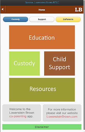 【免費生活App】Child Custody & Co-Parenting-APP點子