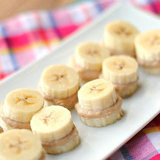 Post-Workout Banana Bites.