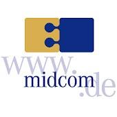midcom CRM ERP Zeiterfassung