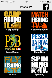 Pesca TV- miniatura screenshot