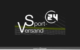 Screenshot of sport-versand24.de