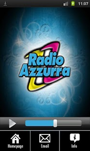 Radio Azzurra - screenshot thumbnail