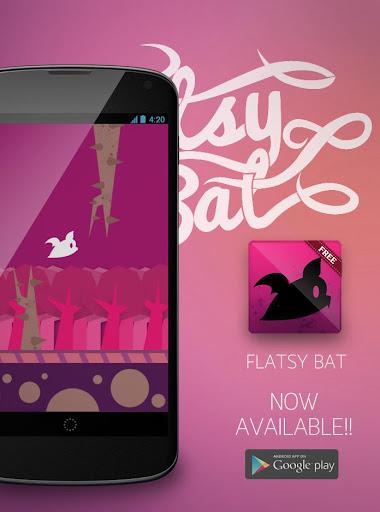 Flatsy Bat