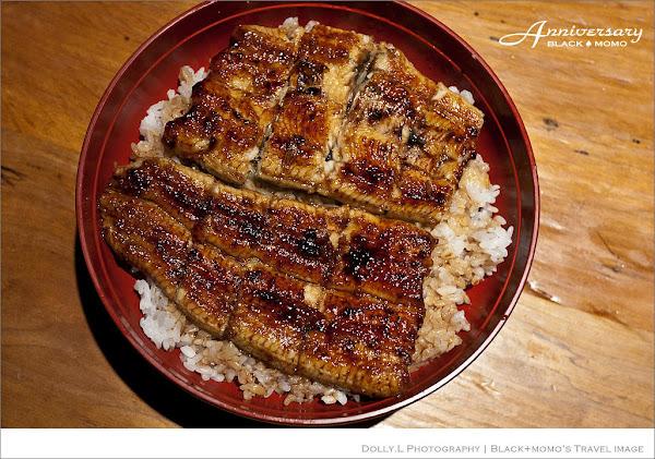 濱松屋‧高貴的現殺鰻魚與美味的鰻魚三吃