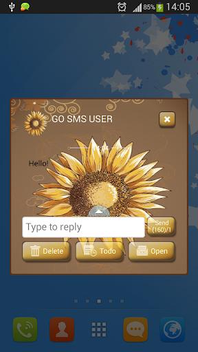 GO短信向日葵