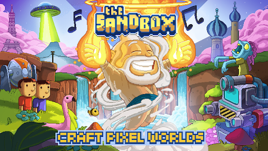 The Sandbox: Craft Play Share v1.900