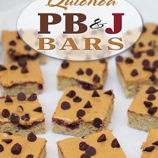 Quinoa PB&J Bars!