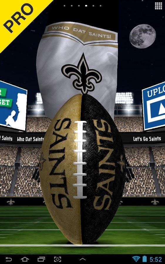 NFL 2015 Live Wallpaper - screenshot