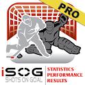 iSOG PRO Goalie & Player Stats icon