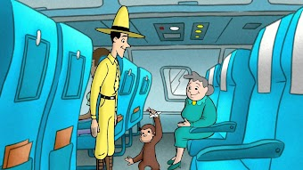 Curious George Takes a Vacation/Curious George and the One That Got Away