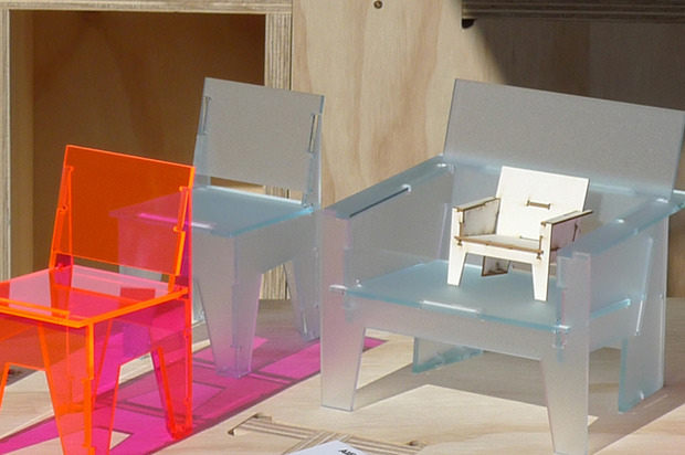 Field Trip - AtFAB Fabricate your own custom CNC furniture with open