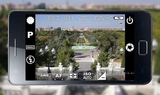 Camera FV-5 Lite - screenshot thumbnail
