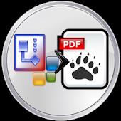 Visio to PDF Converter