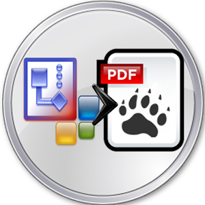 Visio to PDF Converter 商業 App LOGO-硬是要APP