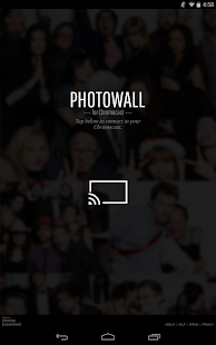 Photowall for Chromecast - screenshot thumbnail