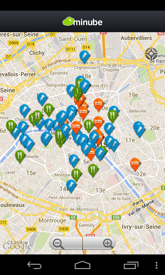 Paris City Map Guide Travel Android Apps on Google Play – Travel Map of Paris