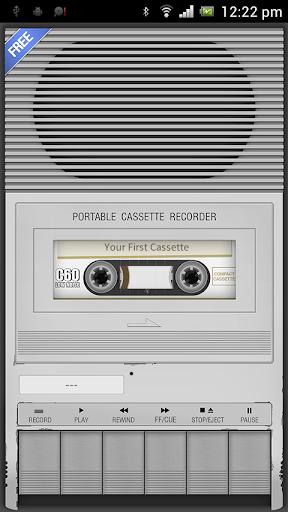 PortableCassetteRecorder Free