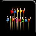 Happy Birthday  Songs logo