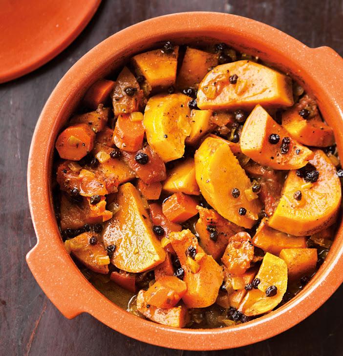 Spiced Squash Tagine Recipe