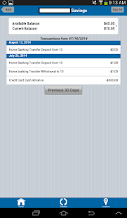 Telco Plus CU Mobile Banking- screenshot thumbnail