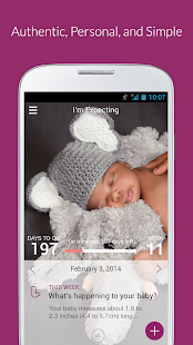 I'm Expecting - Pregnancy App - screenshot thumbnail