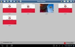 Screenshot of CrossTec SchoolVue Assistant