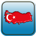 Map of Turkey icon