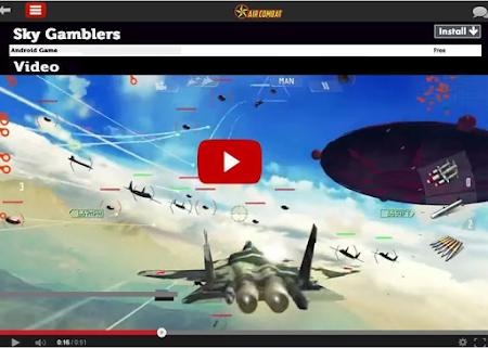 Air Combat Games 1.0 screenshot 68091