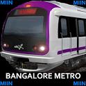 Bangalore Namma Metro Routes icon