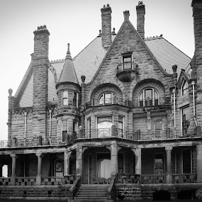 Craigdarroch Castle. by Anita Elder - Buildings & Architecture Public & Historical