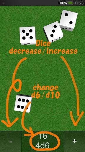 Simple Dice 3D