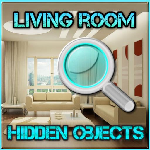 隠しオブジェクト - リビングルーム 解謎 App LOGO-APP試玩