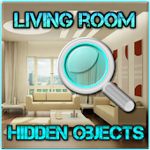 Hidden Objects - Living Room